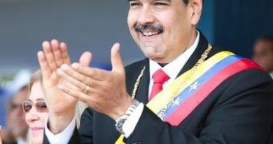 """Maduro: """"Me parece una muy buena idea comprarle misiles a Irán»"""