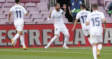 ESPAÑA Victoria blanca: Real Madrid venció a domicilio al Barcelona en el Clásico de LaLiga